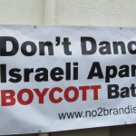 Don't Dance with Israel Apartheid
